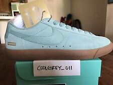 Nike SB Blazer Low Supreme Mint Cannon Gum Foamposite KD Retro