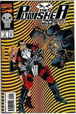 PUNISHER 2099 9 Marvel 1993 Series N/M Love & Bullets Pt 3 of 3 Requiem
