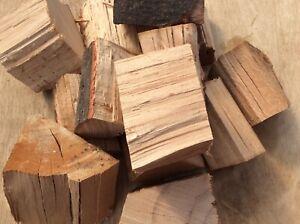 Beech BBQ smoker wood chunks kiln dried