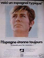 PUBLICITÉ 1967 IBERIA L'ESPAGNE ÉTONNE TOUJOURS - GALINDEZ - ADVERTISING