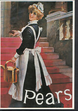 Advertising Postcard - Andrew Pears Cosmetics - Emily's Maid A8237