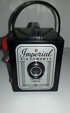 IMPERIAL SIX-TWENTY BOX Vintage Film Snapshot Camera