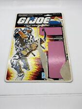 GI Joe Storm Shadow v19 KATANA SWORD /& SHEATH 1:18 Figure Accessory Hasbro