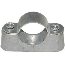 20 X 20mm Galvanised Distance Saddles suitable for Conduit Fittings - BA36320G