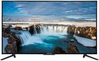 Ultra HD LED TV Home Entertainment HDMI 4K Flat Screen Slim Clear 55 Inch 60Hz
