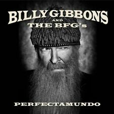 Billy Gibbons and The Bfgs - Perfectamundo CD Concord Re