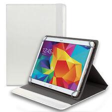 Universal Tablet Tasche 10 10.1 Zoll Schutzhülle Cover Case Hülle Etui Weiß