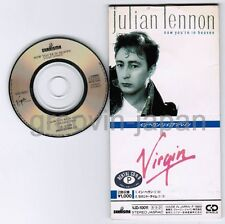 "JULIAN LENNON Now You're in Heaven JAPAN 3"" CD VJD-10011 Unsnapped FREE S&H/P&P"