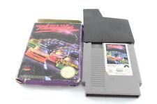 NES Nintendo Días de Trueno Juego PAL Reino Unido no hay instrucciones