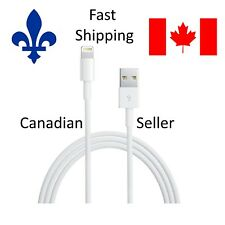 New Data Cable Wire To USB Charging Charger Cord Cable for iPhone 5 6 7 8 White