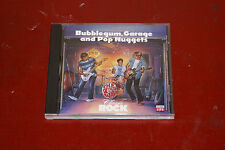 Time Life Classic Rock Bubblegum Garage and Pop Nuggets Rare OOP