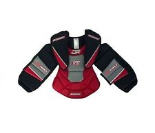 a4bcd49c9d5 New DR X3 Sonic ball street hockey goalie chest arms protector junior youth