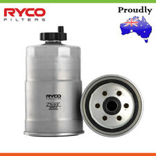 New * Ryco * Fuel Filter For FIAT DUCATO JTD 2.8L 4Cyl 1/2006 -5/2011
