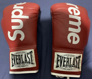 Supreme X Everlast Boxing Gloves