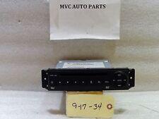 Dodge Caravan / Chrysler Town & Country VES DVD Player Entertainment System OE
