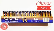 US WHOLESALE LOT Pack of 60 EXTRA Heavy Duty 1.5V AA Batteries *USA Seller*