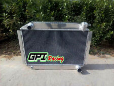 56mm aluminum radiator for corvette 350 V8 1955 1956 1957 1958 1959 1960