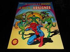 Une aventure de l'araignée 12 : La folie de l'araignée TBE