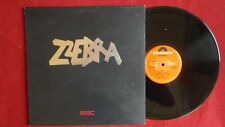 Zzebra - Panic ( Pro Jazz Rock Lp )