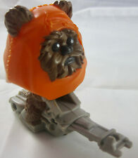 McDonald's Star Wars The Clone Wars HM - Wicket the Ewok Pullback Toy - 2008 OOP
