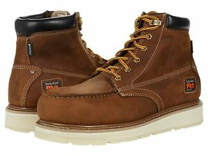 """Adult Unisex Boots Timberland PRO Gridworks 6"""" Alloy Safety Toe Waterproof"""