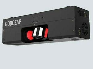 CHAUVET DJ GOBOZAP LED BARREL SCANNER EFFECT LIGHT WITH 14 GOBOS