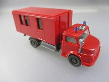 Wiking:MB 1413 Feuerwehr m. Kastenaufbau   (PK)