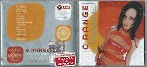 CD TINKARA O*range (Dallas/Emi 2004 EUROPE) 2nd ps enhanced Slovenia pop rock M!