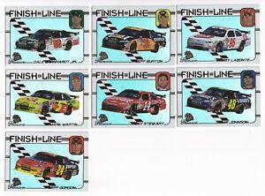 2009 Premium Finish Line SHORT PRINT GOLD #82 Jimmie Johnson BV$12!!! SCARCE!