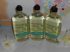 Bath & Body Works Eucalyptus Spearmint Body Wash & Foam Bath X 3 New