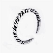 Vikings Ring Twisted Viking Age Pagan Rings Kievan Rus 9-10 Century Norse Style