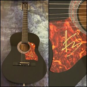 GFA Drunk Me MITCHELL TENPENNY Signed Autographed Acoustic Guitar COA
