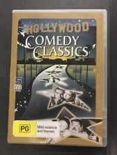Hollywood Comedy Classics (DVD, 2007, 5 Disc-Set) Bob Hope, Dean Martin, Jerry L