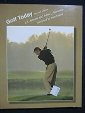 Golf Today (Wadsworth's Physical Education Series) [Aug 16, 1999] Snead, J. C...