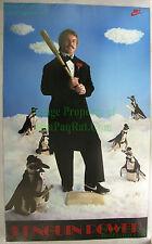 Vintage ☆ NIKE Baseball Poster ☆ PENGUIN POWER Ron Cey ☆ VHTF MLB PDC Ref Stock