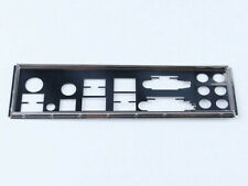 OEM I/O Shield For MSI Z77A-G45 Motherboard Backplate IO