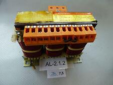 Bürkle + Schöck DX3031 Transformator KVA 0,4 prim. 220/380V 1,15/0,67A Sec 19,5