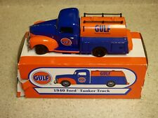 2003 GULF #11 1940 FORD TANKER TRUCK REGULAR EDITION (MF)