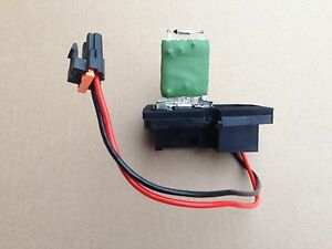 OEM# 12135102, 15304891, 15393829, 1580543, 1580571 HVAC Blower Motor Resistor