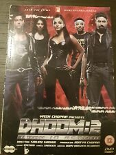 Dhoom 2 (DVD, 2-Disc Set) - Yash Raj Films - Fast & Free Shipping Included!