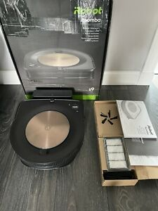 iRobot Roomba s9 Robotic Vacuum, Boxed, 15 Minutes Of Use (NO RESERVE)