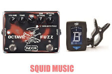 MXR by Dunlop SF01 SLASH Signature Series Octave Fuzz ( FREE GUITAR TUNER )