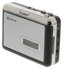 De Convertidor en Blanco Casete Tapes Ad MP3 USB