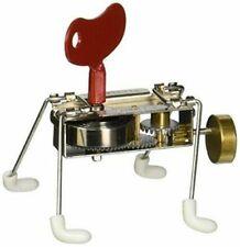 kikkerland SPINNEY Wind Up Toy design by Chico Bicalho Brazil #1560