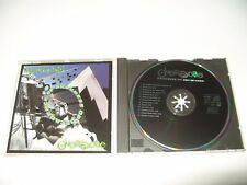 OVERDOSE Progress Of Decadence 13 Track cd 1994 Excellent Condition