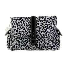 Kalencom 2960 a Step Above Diaper Bag Leopard Black & White