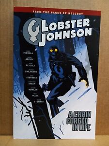Lobster Johnson Vol 6 A Chain Forged In Life Hellboy Mike Mignola