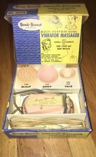 Vintage Handy Hannah Electric Vibrator Massager w/ Box
