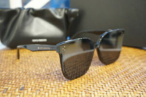 NEW Authentic Gentle Monster HER 01 black sunglasses- 2021 packaging
