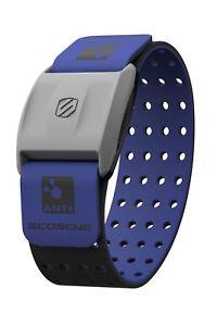 Scosche RHYTHM 1.9 Armband Heart Rate Monitor Blue